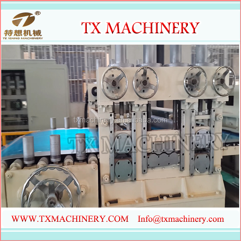 TX1600 high production steel coil /aluminium cut to length machine for sale