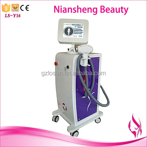 2017Newest best home electrolysis hair removal beauty machine