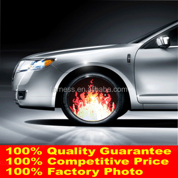 Factory Most Hot Programmable Led Light on Car Wheel