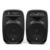 Portable 15 Inch 2-Way Powered PA DJ equipment professional audio mobile Bluetooth Speaker System box