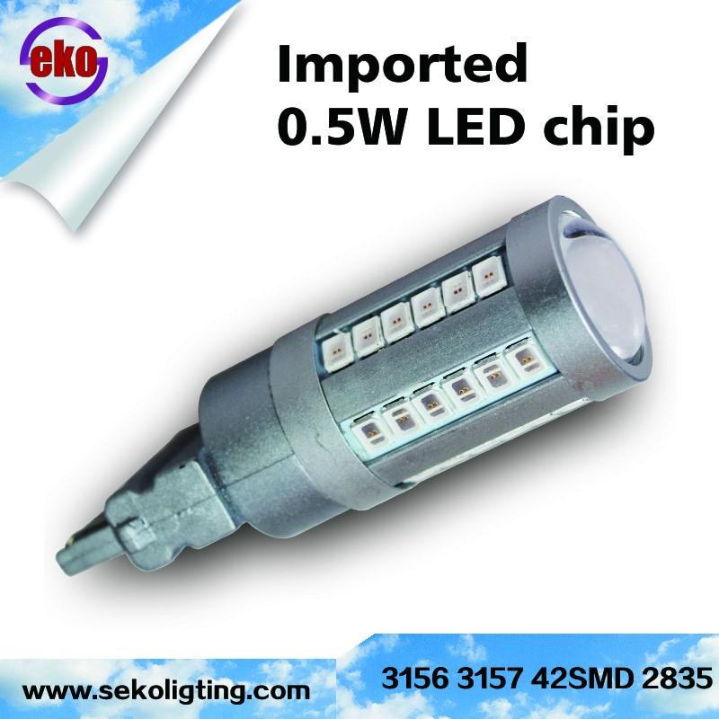 2016 Seko Exclusive Design 2835 42smd 3156 3157 Led Bulb For Car ...