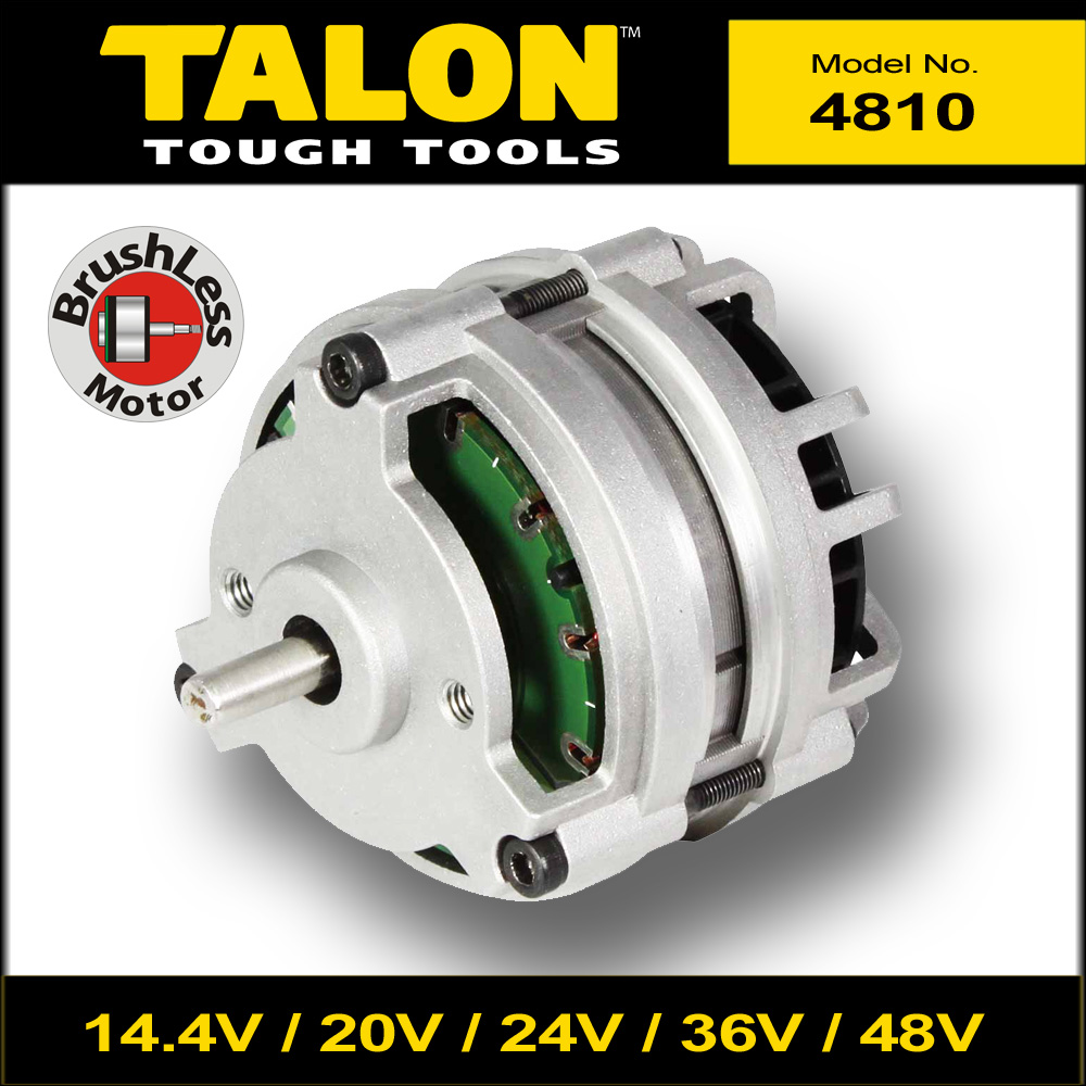 4810 18V BLDC Brushless Motor