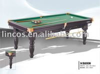 9ft snooker pool table