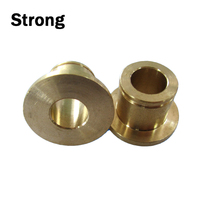 Low price OEM Turning brass fittings for small orders