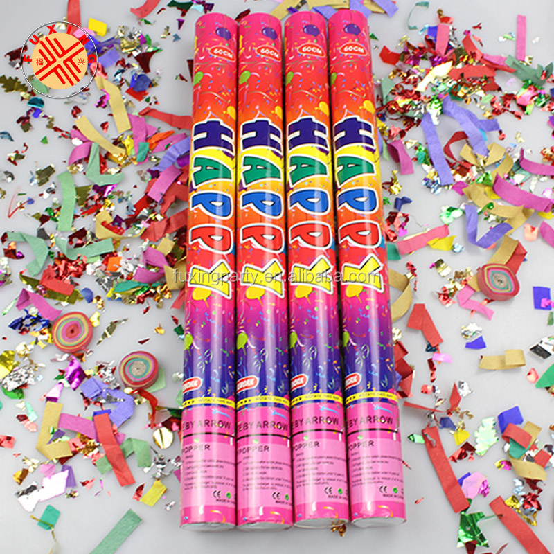 wedding party popper romatic confetti shooter party confetti cannon