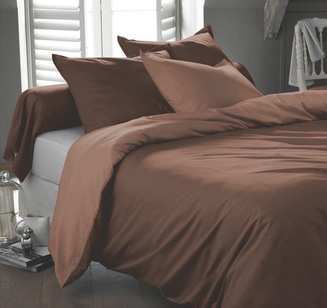 Get Quotations · 1800 Bed Sheet Set Deep Pocket Sheets Bedding /Queen/Chocolate
