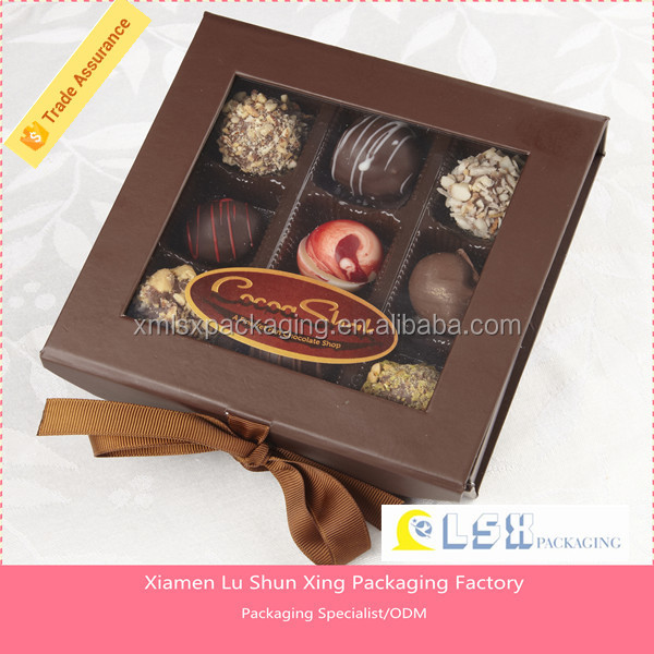 fancy chocolate box heart shaped chocolate box with clear lid book shape ribbon design chocolate