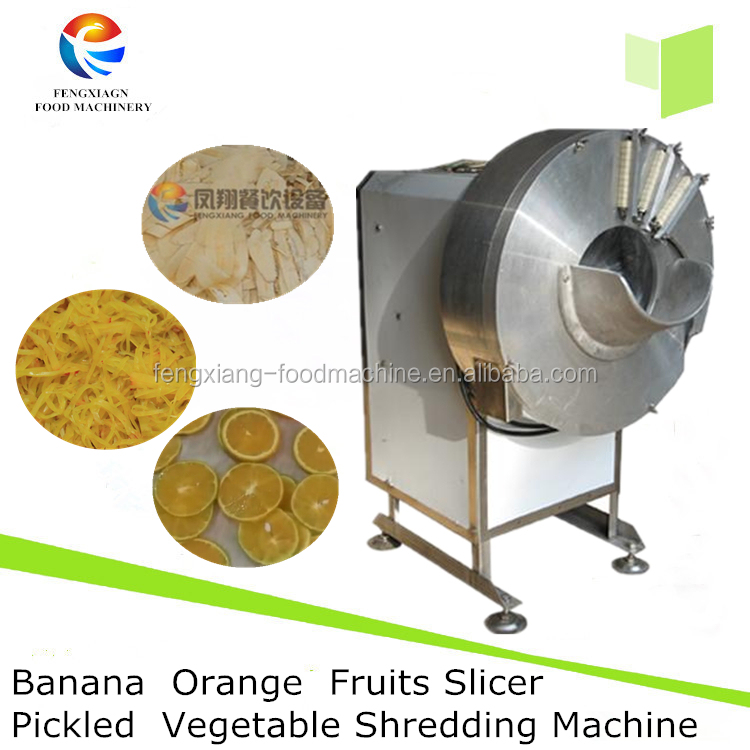 Commercial Fruits Banana Orange Slicing Machine Mushroom Asparagus Taro Coconut Shredder