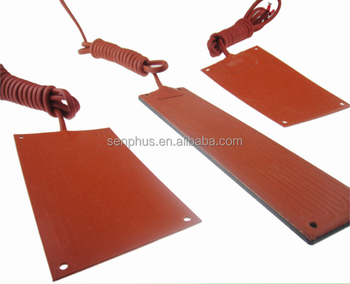 silicone rubber heater silicone heating pad buy silicone rubber