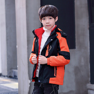China wholesale OEM service online breathable boys Outdoor windbreaker