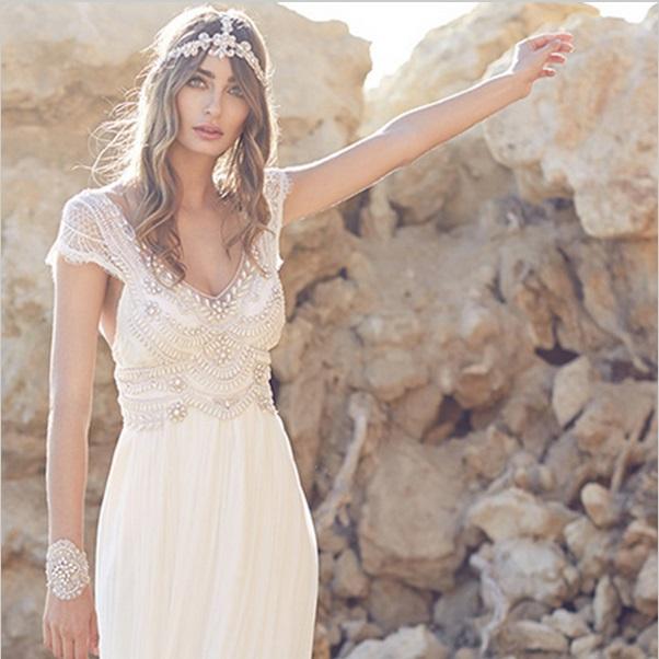 Where To Bohemian Bridesmaid Dresses