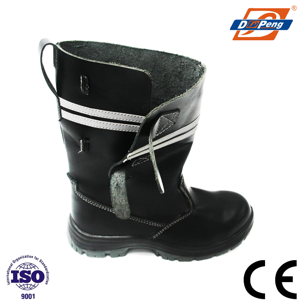 workshoe waterpoof farmer boots anti safety high sole cut slip PU zB4wxxZnT