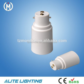 e27 to e14 candelabra bulb lamp socket adapter