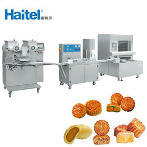 Maamoul/Mooncake/Pattern Cookies Making Machine Production Line Factory Price