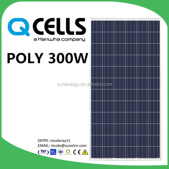 300w Q Cells Solar Panels Made By Germany Technology Q.pro L 300 ...