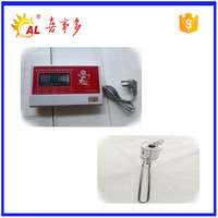 High Efficiency Pressurized Bathroom Electric and solar Shower Water Heater