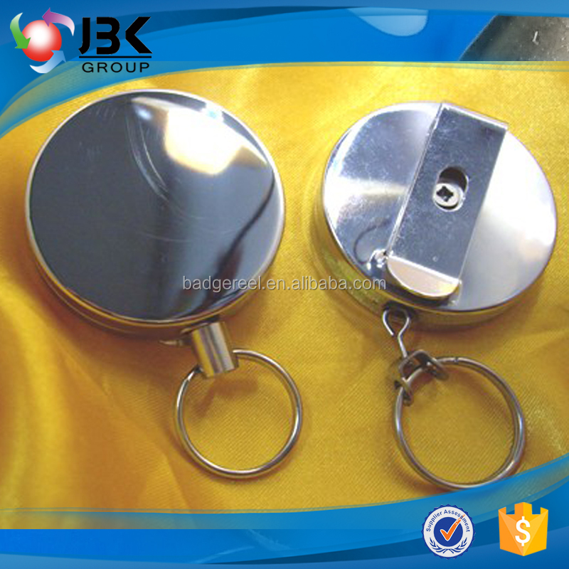 aluminum badge holder