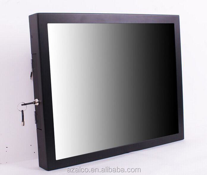hd super thin led screen video lcd cab car taxi advertising screen touch screen car dvd player