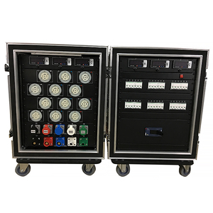 400A camlock power audio distribution 12 channels