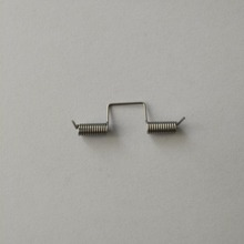 very small precision spring machinery parts