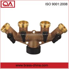 Brass Garden Hose Manifold, Brass Garden Hose Manifold Suppliers And  Manufacturers At Alibaba.com
