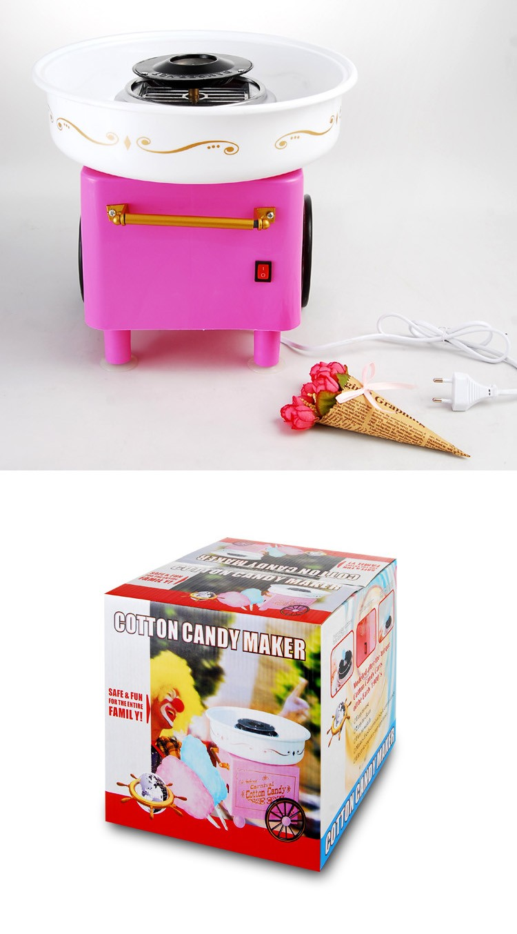 cotton camdy makerCandy Floss Maker/Cotton Candy Maker/Party Time Cotton Candy Maker Item No.: BJX-C701 Certificates: CE, GS,v