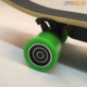 Light Weight 70mm Waterproof Hub Motor Green Red Wheels Small Electric Skateboard Grip Tape Remote Electric Skateboard