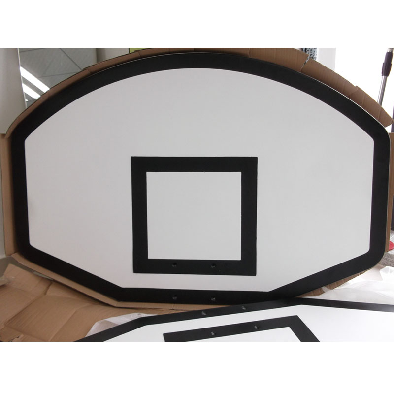 Basketball equipment SMC basketball backboard for sale