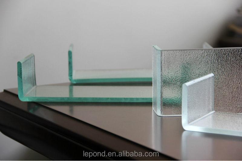 klar u form glas gerillten glas u profil aus glas f r vorhangfassaden geb udeglas produkt id. Black Bedroom Furniture Sets. Home Design Ideas