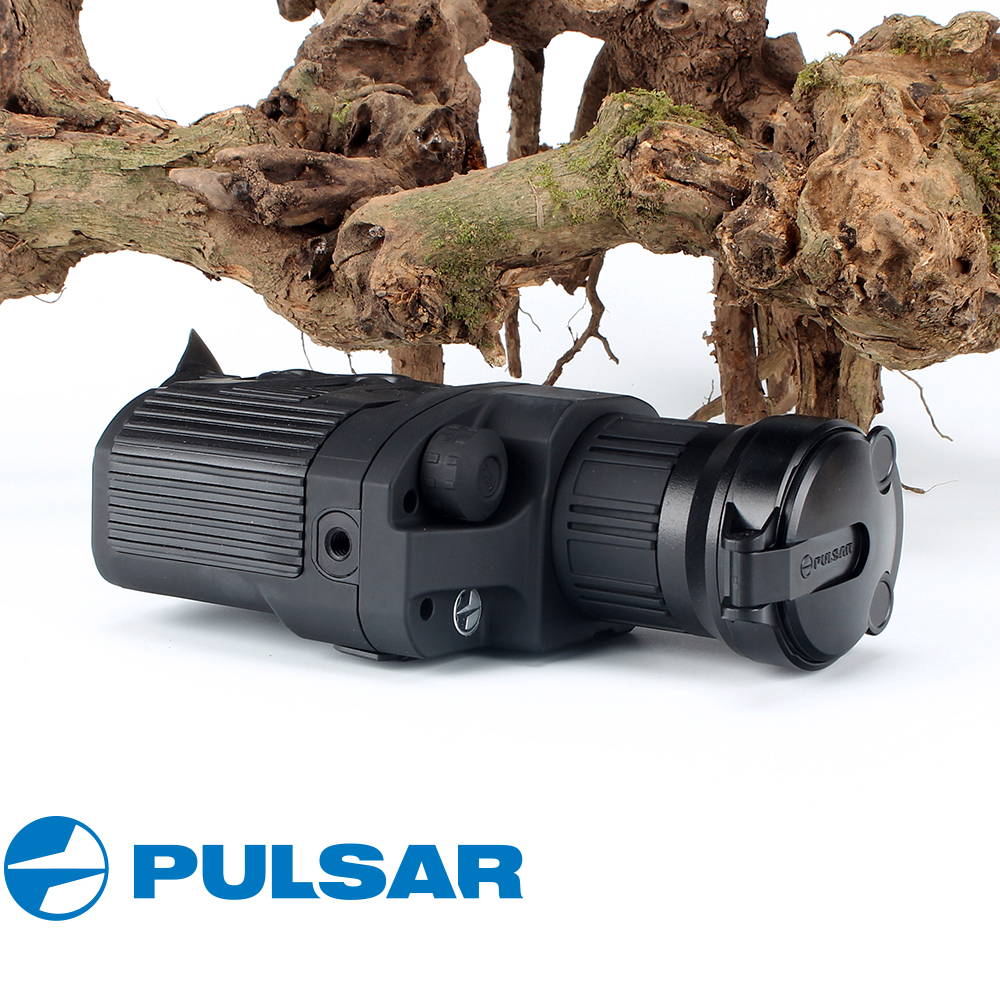 PULSAR Quantum XQ50 Thermal Imaging Riflescope Rangefinding Reticle Three Operating Modes Support Video Output Thermal Scope