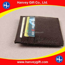 ultrathin leather name/work/id/ic/bank/bus/credit card holder