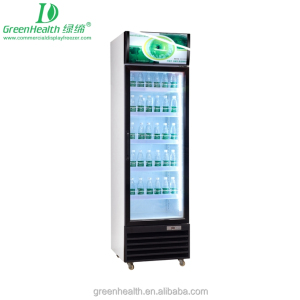 Green&Health supermarket showcase refrigerators, grocery store freezer used display refrigerated cabinet factory direct sale