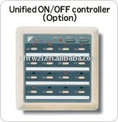 daikin central air conditioner remote controller
