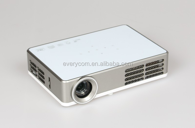 Latest Digital Projector, Homemade Easy DLP Projector For Home Entertainment