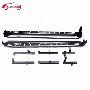 Auto Exterior Parts for Kia Sportage Step Pedal Boards 2016+