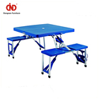 Outdoor Furniture Plastic Folding Picnic Table