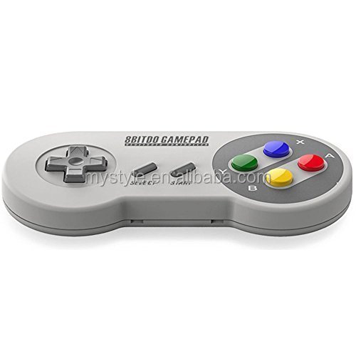 8Bitdo Mobile - Wireless Bluetooth game pad SFC30 Controller for iOS, Android and PC