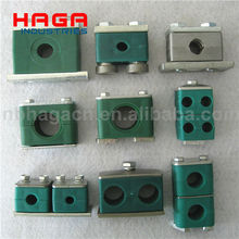 Anti- UV, UV Resistant DIN 3015 hydraulic pipe clamp