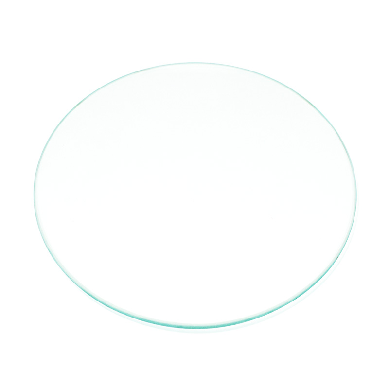 3d Printer Round Borosilicate Glass Tempered Glass Plate Diameter 200mm 220mm 240mm Heated Bed Flat Transparent For Kossel Delta Computer & Office