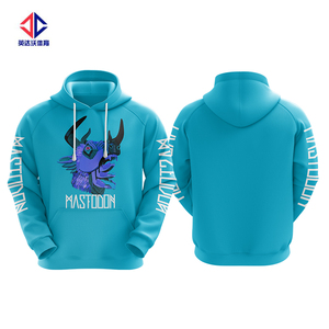 2017 new design sublimate printing hoodies wholesale.