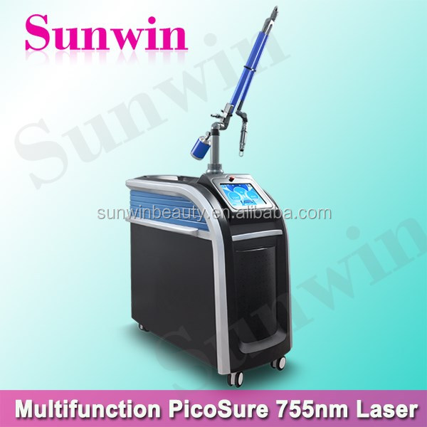 1064nm & 532nm Q-switch ND-YAG LASER TATOO REMOVAL picosure laser
