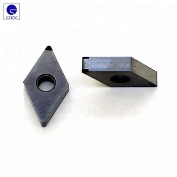 High Quality Diamond Tools CVD PCD PCBN Insert Materials from Korea