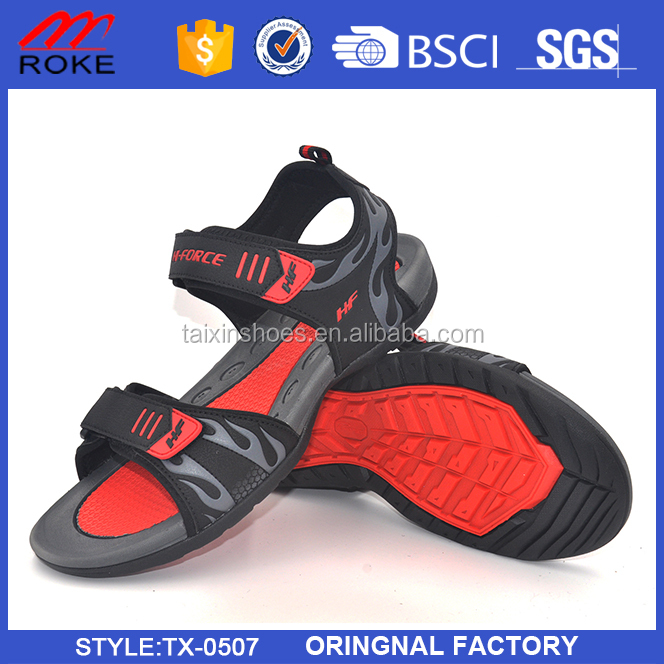 factory customize sandal men sport axido