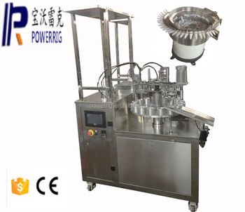 Powerrig machinery high precision cam control Eyelash Glue Filling Machine