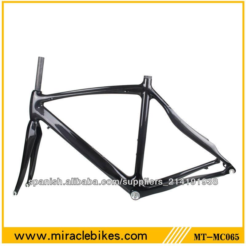 cuadro de la bicicleta china barata, camino del carbón de la ...