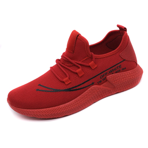 Fashion injection sports shoes for men with high quality