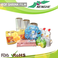 polyolefin shrink film plastic used for plastic film wrap for eggs