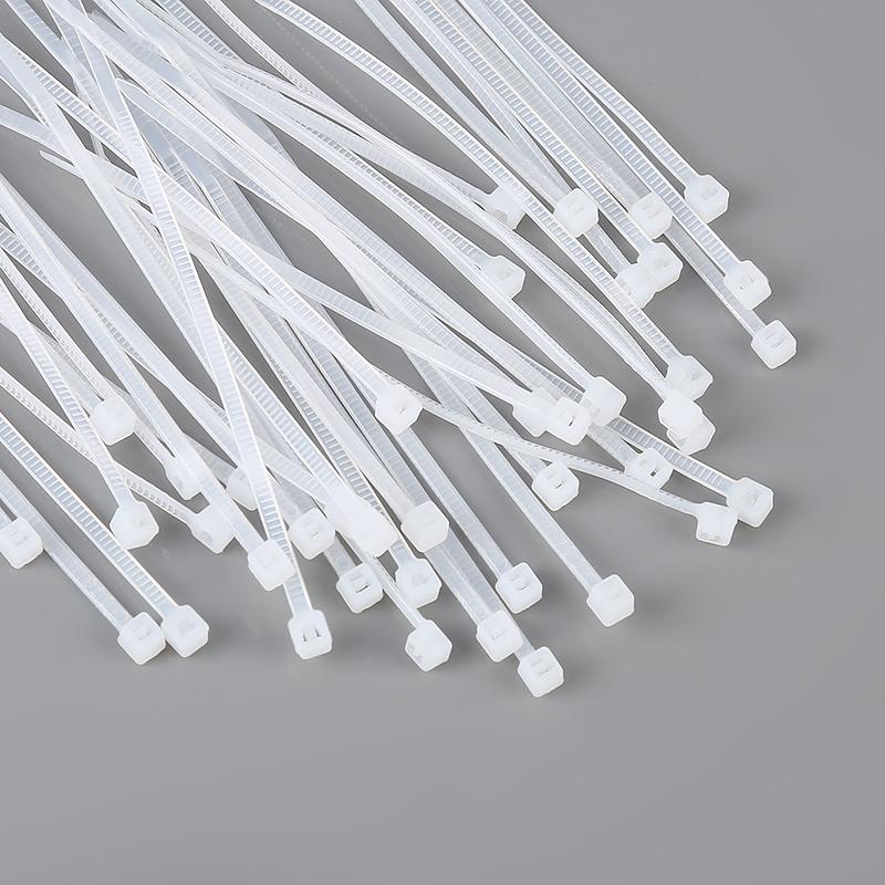 3,6x150 мм Лучшая цена по прейскуранту завода Nylon66 кабельные стяжки Черный 6