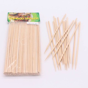 Meat skewers bamboo barbecue sticks bamboo skewers vietnam