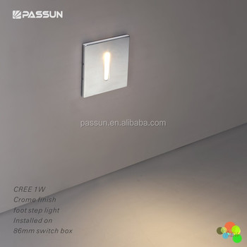 Zhongshan Passun Lighting Led Step Light /led Stair Light For Interior  Decoration